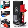 NEW AA AAA C D 9V Universal Battery Volt Checker Button Cell Batteries Tester UK