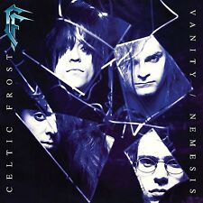 CELTIC FROST - VANITY / NEMESIS - NEW CD ALBUM