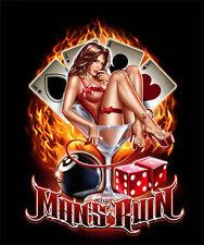 #1996 Man's Ruin Poster 24X36