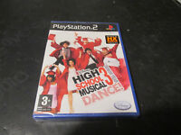Spiel High School Musical 3 Senior Year Dance PLAYSTATION PS2 Game - Pal