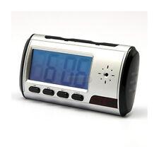 Horloge Caméra Espion Détecteur de Mouvement Caméscope Sécurité