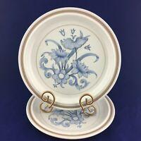 Vintage Royal Doulton INSPIRATION Dinner Plates Lambethware LS1016 England Set 2