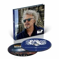 Niedeckens Bap - Alles Fliesst (Ltd.Hardcover Buch) 2CD NEU OVP VÖ 18.09.2020