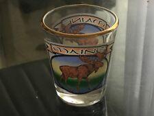 Main Moose Maine Shotglass
