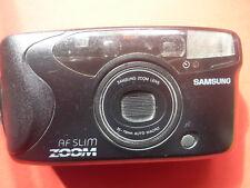 Samsung AF Slim Zoom Kompaktkamera Camera Kamera mit 35-70 mm Auto Macro Optik