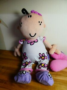 Bang On The Door Baby 2003 Plush baby Doll Soft Toy