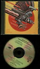 Judas Priest Screaming for Vengeance CD Early USA pressing no IFPI