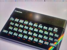 ZX Spectrum Distro for pi400 32gb sdcard