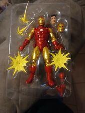 Marvel Legends 80th Anniversary Iron Man Action Figure