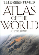 The Times atlas of the world. (Hardback) Highly Rated eBay Seller Great Prices