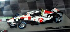 1/43 Ixo F1 Collection Honda RA106 #12 Button 2006