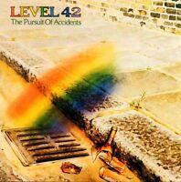 NEW CD Album Level 42 -The Pursuit of Accidents  (Mini LP Card Case CD)