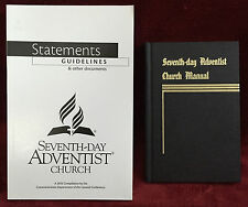 SDA Book Duo: Statements, Guidelines, & Other Documents ~ Church Manual