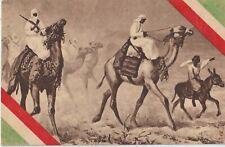 1936 Eritrea Cammellieri