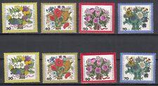 Berlin 2 Sätze: 473 - 476 postfrisch 25 Jahre Wohlfahrtsmarken - Blumensträuße
