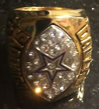DALLAS COWBOYS SB 27 JUMBO PAPER WEIGHT RING