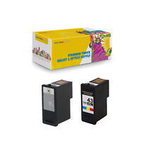 Compatible 18Y0144 (#44) + 18Y0143 (#43) Ink Cartridge For Lexmark X4850 X4875