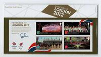 2012 MEMORIES of LONDON PRESENTATION PACK NUMBER 476