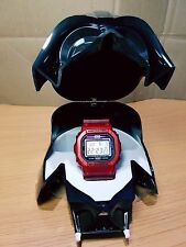G-Shock DW5600 Darth Vader Star wars Full Jelly Red Supreme Rare Special Limited