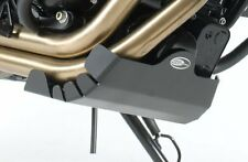 BMW F 800 GS 2008 on R G Racing Black Bash Plate Guard Under Protection Cover
