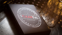 SCAANDAL by Adrian Vega (Online Instructions and Gimmick) Card Magic Tricks Fun