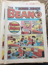 THE BEANO #2260 Nov 9th 1985