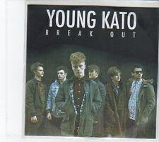 (EU351) Young Kato, Break Out - 2012 DJ CD