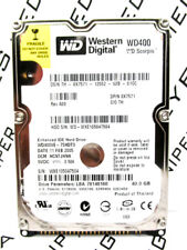 Western Digital 40GB WD400VE-75HDT0 IDE Laptop Hard Drive WIPED&TESTED!