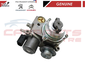 GENUINE HIGH PRESSURE FUEL PUMP FOR PEUGEOT AND CITROEN 1.6 9819938580 BRAND NEW