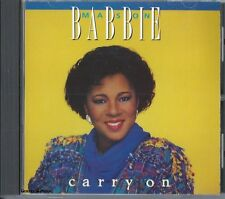 BABBIE MASON - Carry On - Christian CCM Gospel Worship CD