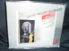 Telemann - Pimpone / Der Tag Des Gerichts -Harnoncourt -3CDs