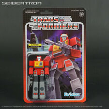 BLASTER Transformers Super7 Reaction Retro Action Figure Series 3 2020 New