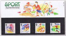 GB Presentation Pack 189 1988 Sport