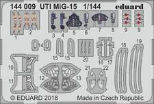 Eduard 1/144 Mikoyan MIG-15 UTI conjunto de detalle # 144009