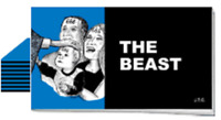 CHICK BIBLE TRACTS: THE BEAST (BUNDLE OF 25) | Jack T. Chick