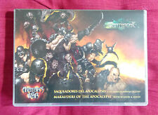 Marauders of the Apocalypse - Avatars of War - Warhammer Chaos alternative BNIB