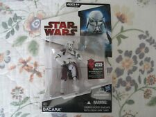NEW STAR WARS LEGACY COLLECTION BD47 COMMANDER BACARA