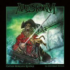 Alestorm - Captain Morgan`s Revenge - 10th Anniversary (NEW 2 x CD MEDIABOOK)