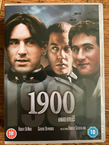 1900 DVD 1976 Novecento Classic Bertolucci Epic Rare 2-Disc UK Release