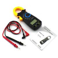 Multimètre numérique Voltmètre ampèremètre Ohmmètre testeur avec stylo