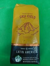Starbucks Casi Cielo Guatemala  Discontinued Unavailable - Best By February 2020