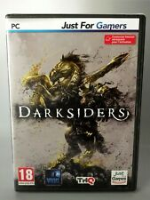 Game Darksiders PC DVD ROM New in Scello Windows Fr
