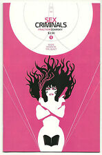 Sex Criminals #1 Unread Near Mint First Print