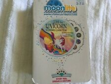 Moonlite Uni the Unicorn and Dream Come True Story Reel for Storybook Projector