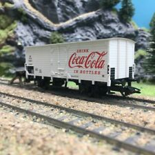 Märklin h0 47366 couvert wagons Coca-Cola SJ-Neuf