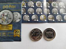 Collection Médaille Harry Potter- Monnaie de Paris 2021- HEDWIGE Epuisé