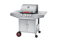 BARBECUE NEW TOP INOX GAS FERRABOLI MADE IN ITALY