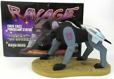 Hasbro Transformers Hard Hero Porcelain Statue 1824/2000 Ravage 2003