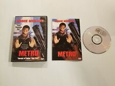 Metro (DVD, 1998, Widescreen)