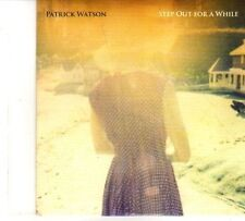 (DR236) Patrick Watson, Step Out For A While - 2012 DJ CD